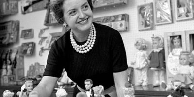 Ruth Handler es la empresaria estadounidense a la que se le atribuye la creación de la muñeca. Foto:Vía Instagram