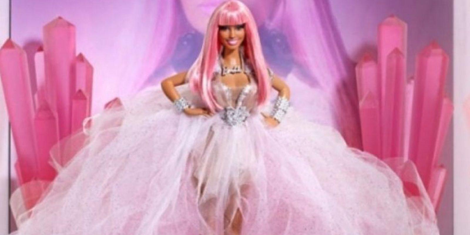 Nicki Minaj Foto:Pinterest
