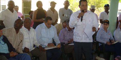 IAD desarrollará proyectos agrícolas