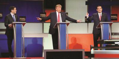 Republicanos pelean por el liderazgo