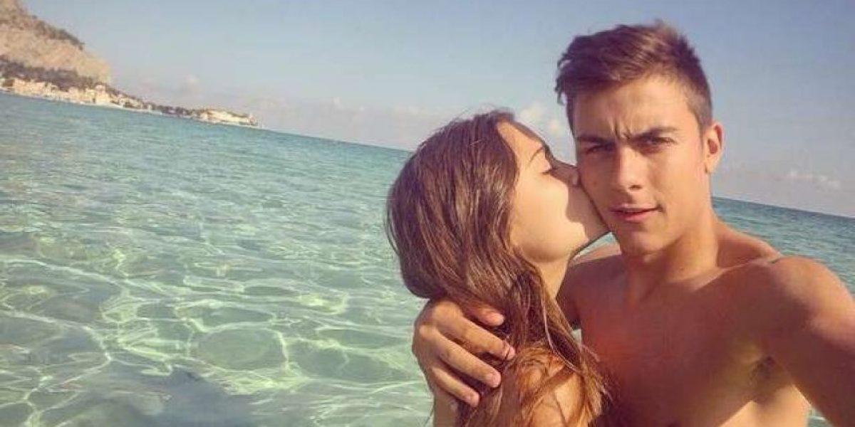Fotos: La otra Antonella novia de una figura del fútbol europeo