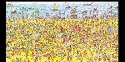 ¿Dónde está Wally? es uno de los más famosos. Foto:Vía Twitter