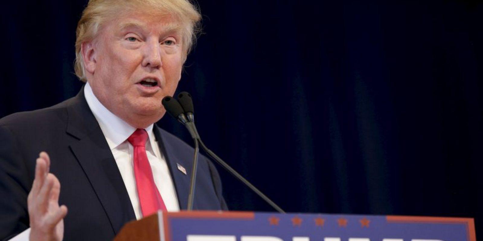 Así que decidió boicotear el último debate de las primarias. Foto:Getty Images