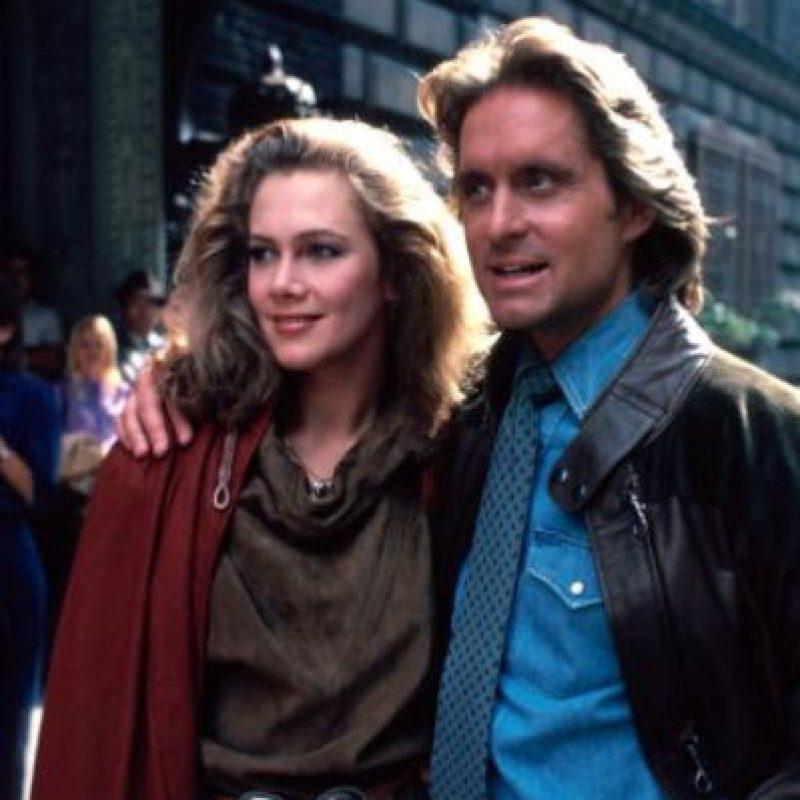 Se hizo famosa por la serie de películas de aventura que protagonizó con Michael Douglas. Foto:vía Getty Images