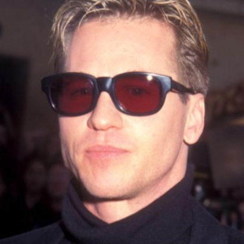 """Se hizo famoso por """"The Doors"""" y """"Batman Eternamente"""". Foto:vía Getty Images"""