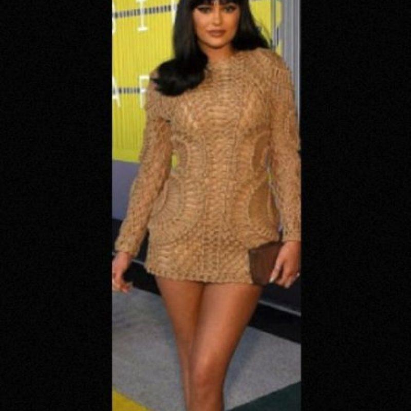 Usado por Kylie Jenner Foto:Getty Images