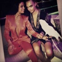 Selena Gómez y la modelo británica Cara Delevingne estuvieron muy unidas, se iban de fiesta y hasta se bañaban juntas, todo después de que la cantante rompiera con Justin Bieber Foto:Instagram