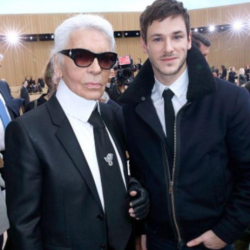 Produce los fashion films de Chanel, su colección, películas para su marca y todo el universo relacionado con las dos. Foto:vía Getty Images