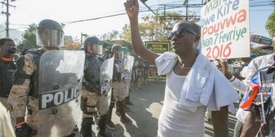 Repudian la llegada mañana a Haití de una misión de la OEA