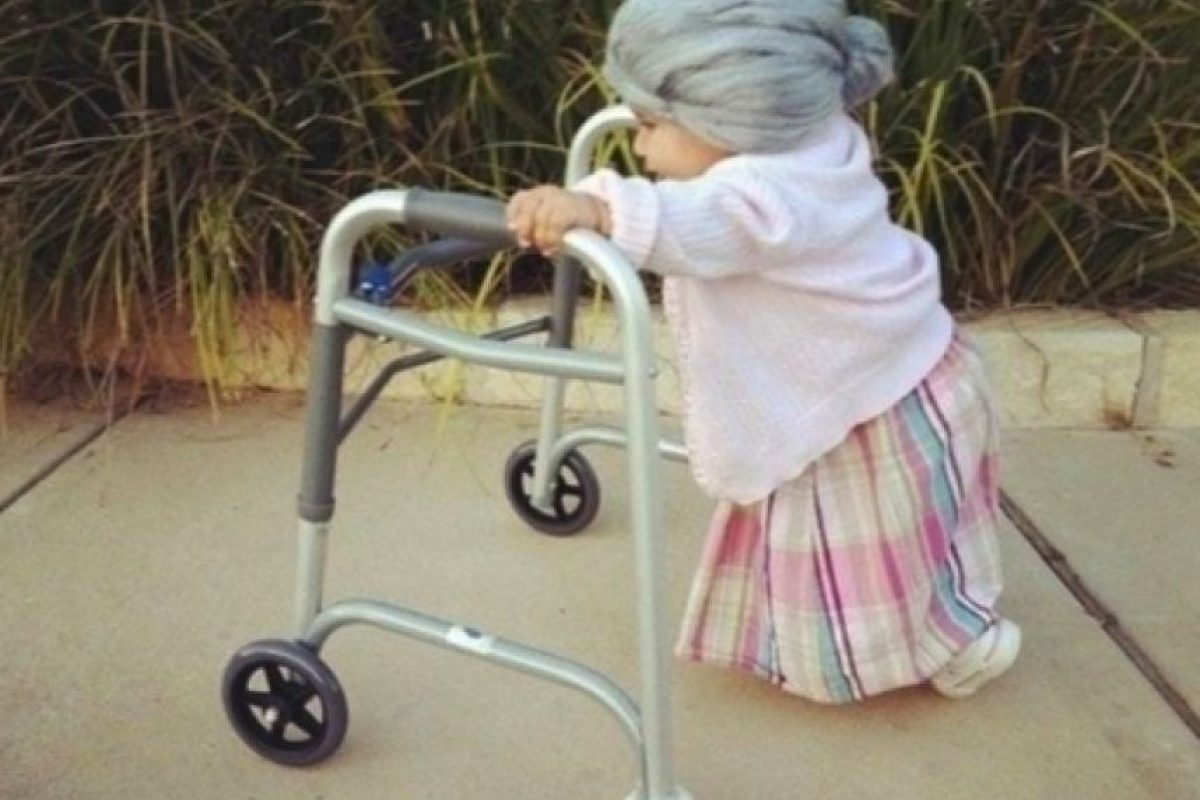 Anciana Foto:Imgur