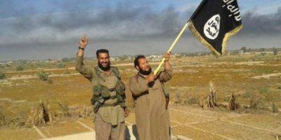 Desde 2015 una coalición internacional lucha contra el grupo terrorista Estado Islámico. Foto:AFP