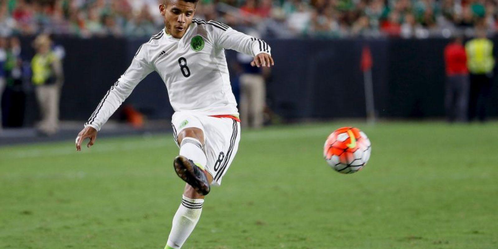 Jonathan dos Santos piensa jugar en la MLS en un futuro Foto:Getty Images