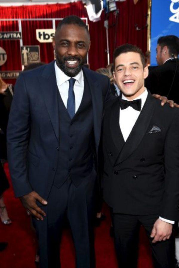 """Ganó en """"Mejor interpretación masculina de reparto"""" Foto:Getty Images"""