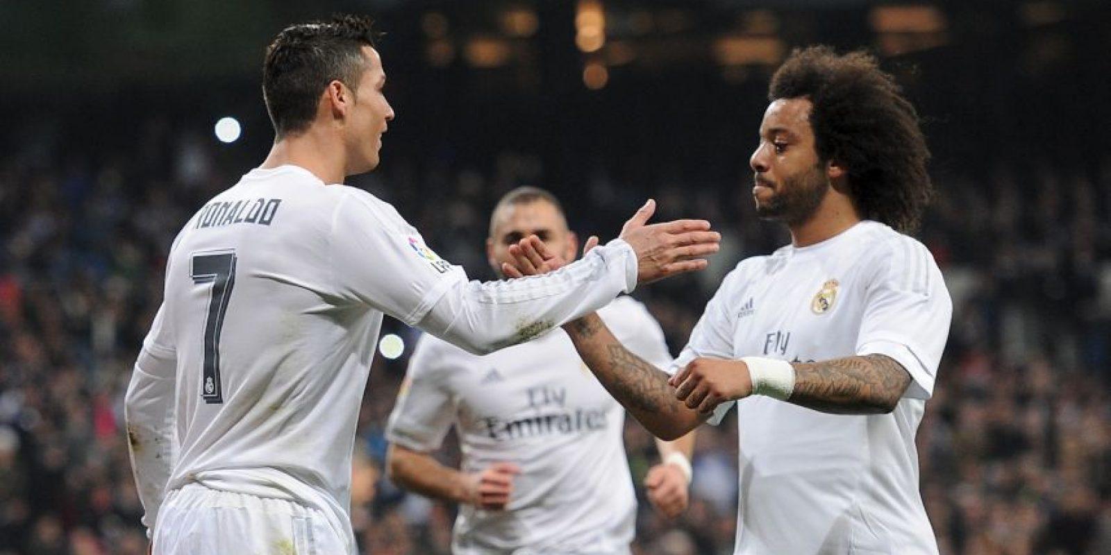 Real Madrid humilló 6-0 al Espanyol Foto:Getty Images
