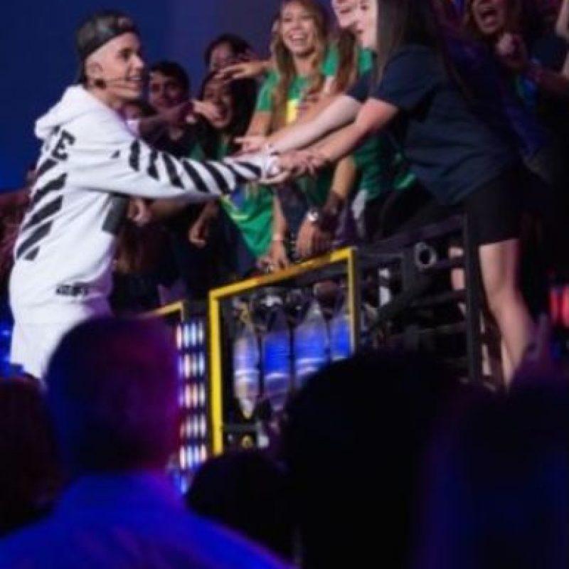 Por último, lloró en en los VMA's 2015. Foto:Tumblr