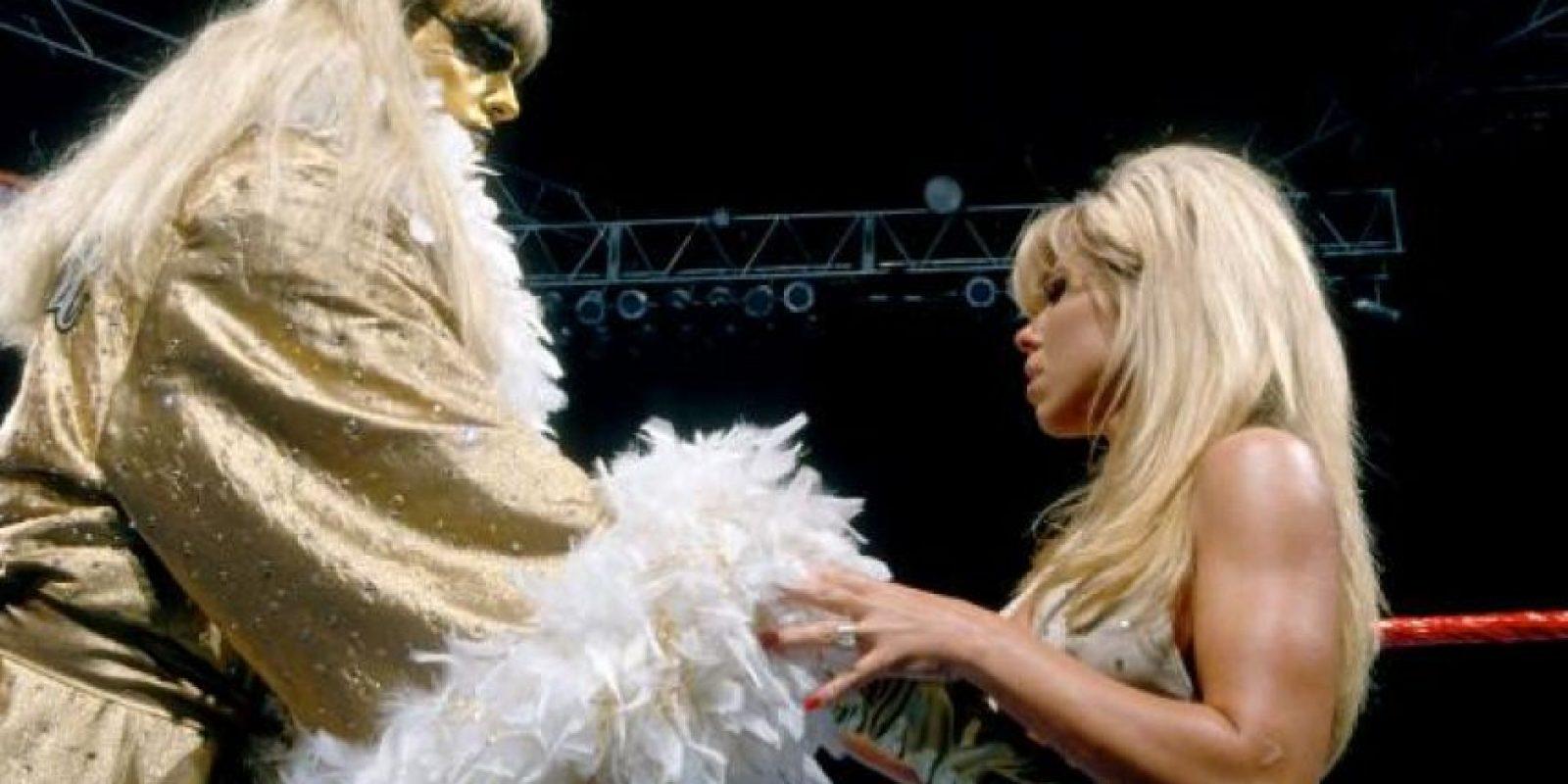 14. Goldust y Marlena Foto:WWE