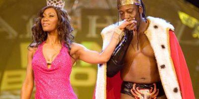 10. Sharmell y Booker T Foto:WWE