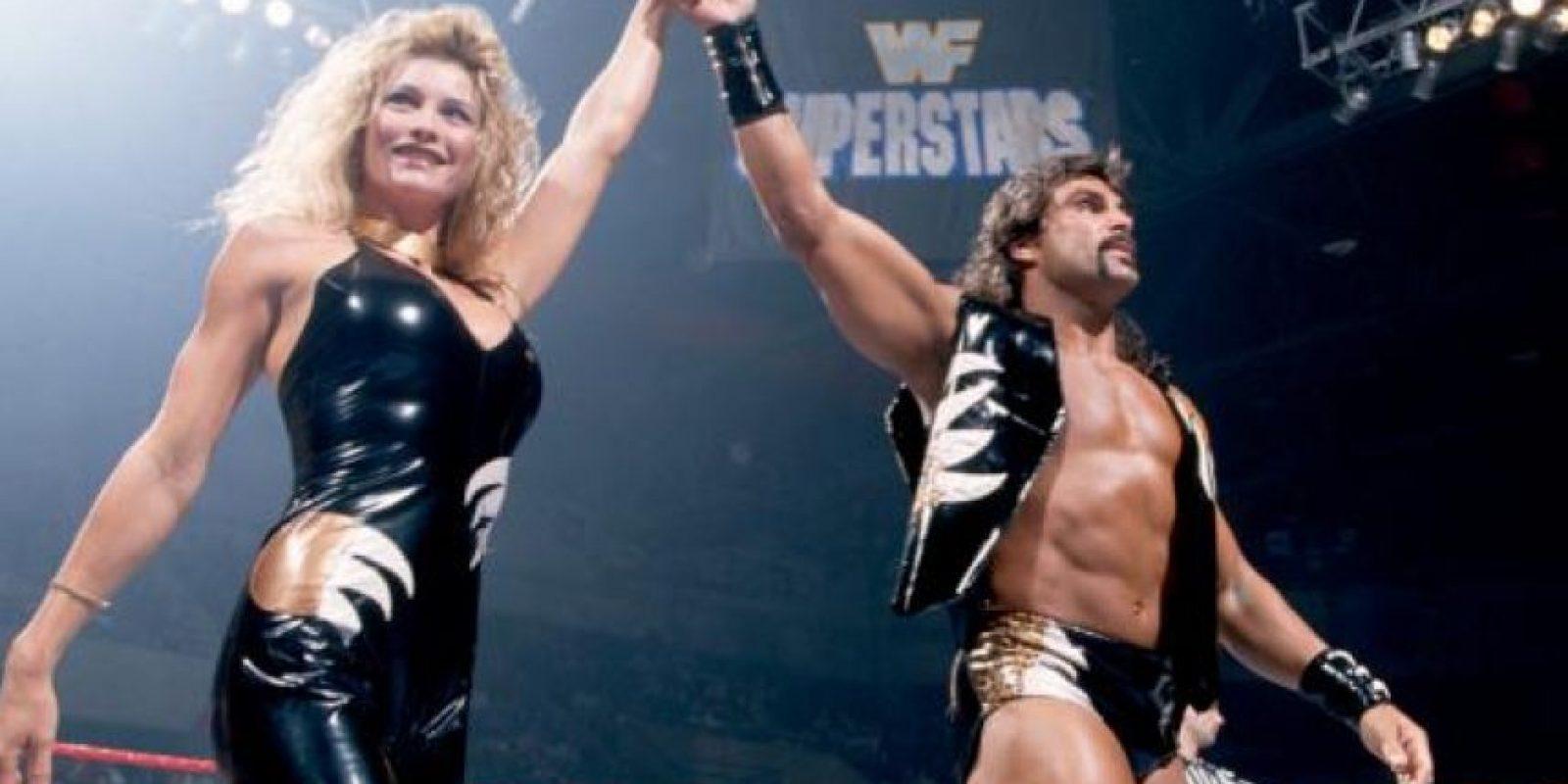 17. Sable y Marc Mero Foto:WWE