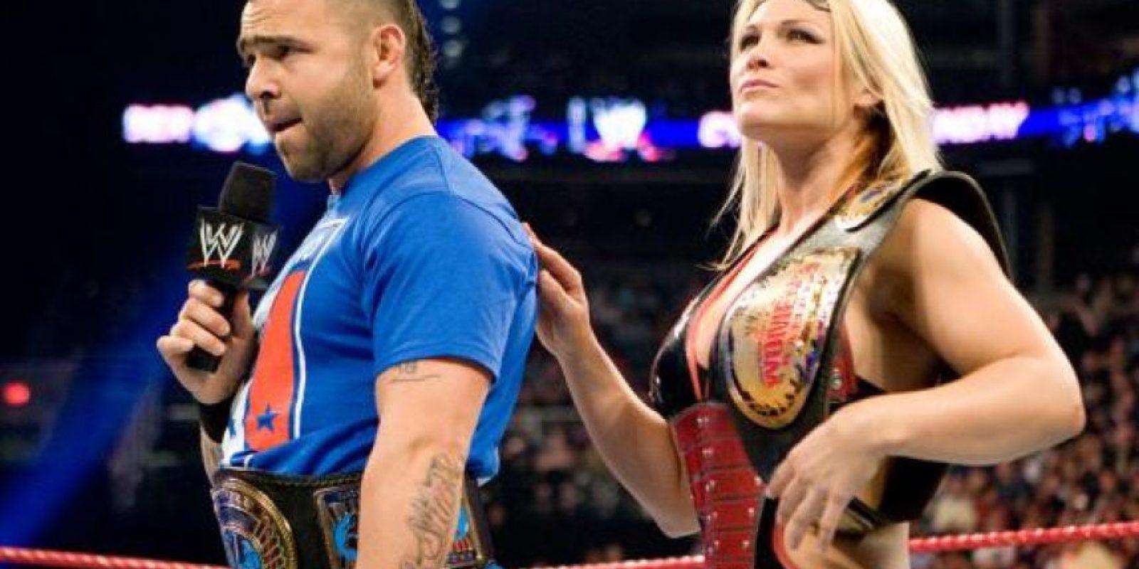 7. Santino Marella y Beth Phoenix Foto:WWE