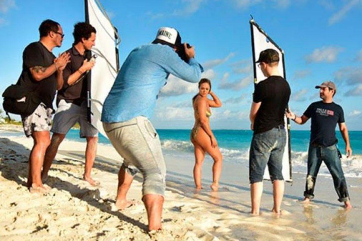 Las 29 imágenes más sexies de las redes sociales de Ronda Rousey Foto:Vía instagram.com/rondarousey