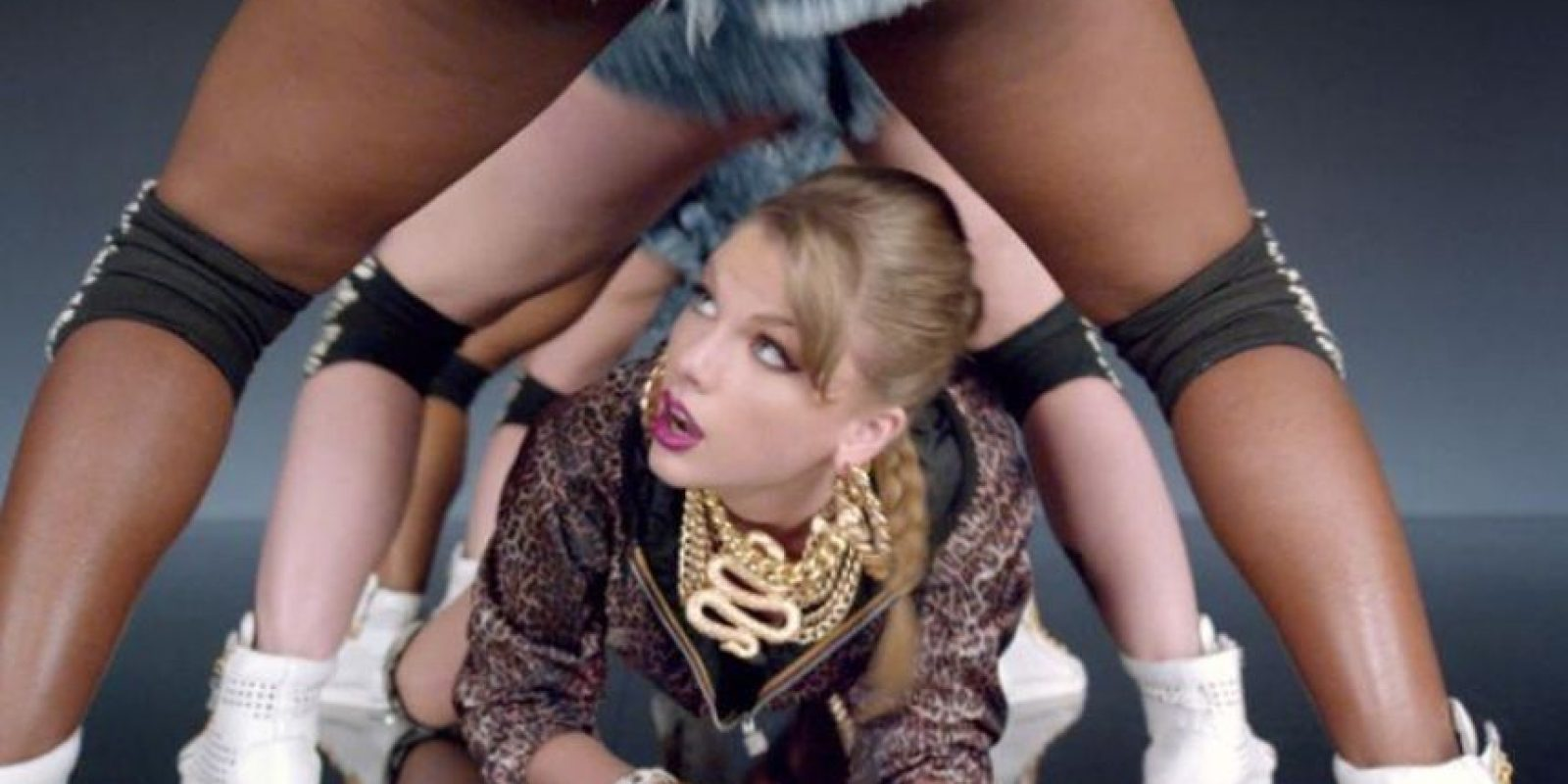 5. 1.301.072.283 – Taylor Swift – Shake It Off Foto:Youtube