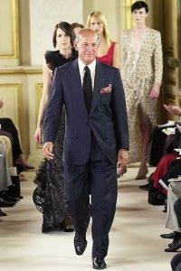 Oscar de la Renta Foto:Getty Images