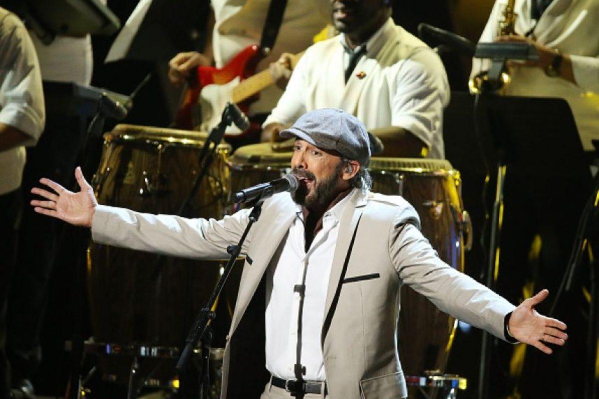 Juan Luis Guerra Foto:Getty Images