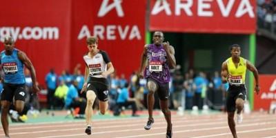 Meta. Bolt reitera que va a  Juegos a Olímpicos de Río a buscar otros tres oros