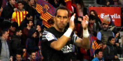 Es el guardameta titular del Barça en la Liga Foto:Ramón Mompió