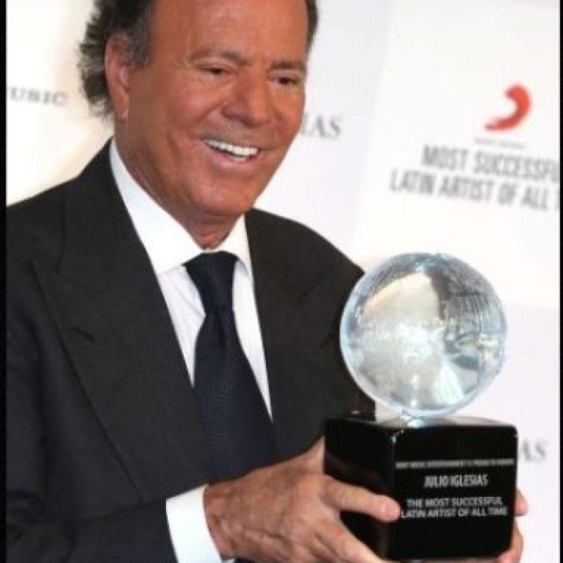 Julio Iglesias Foto:Getty Images