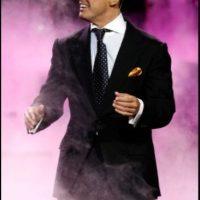 En 2005, la modelo Michelle Salas confirmó los rumores que señalaban que Luis Miguel era su padre y el cantante tuvo que reconocerla como tal Foto:Getty Images