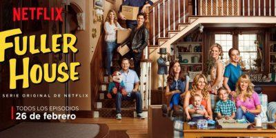 """""""Fuller House"""" – Temporada 1 disponible a partir del 26 de febrero. Foto:Vía Netflix"""