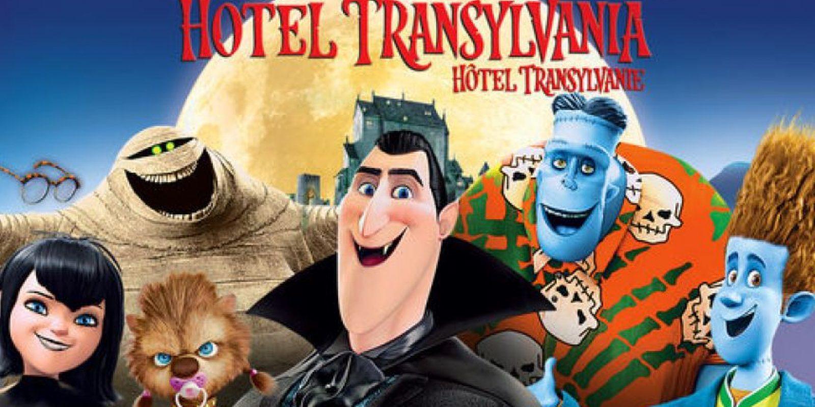"""""""Hotel Trnasylvania"""" – Ya disponible. Foto:Vía Netflix"""