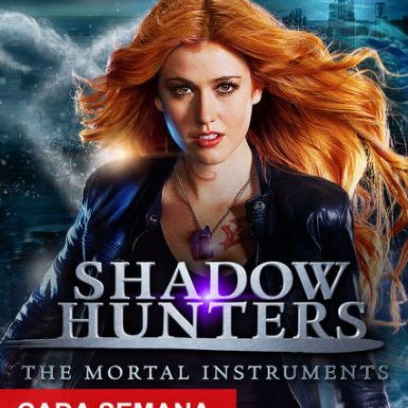 """""""Shadow Hunters"""" – Temporada 1 ya disponible. Foto:Vía Netflix"""