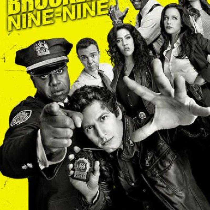 """""""Brooklyn Nine-Nine"""" – Temporada 2 ya disponible. Foto:Vía Netflix"""