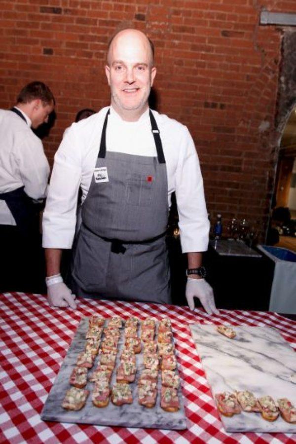 """Jonathan Benno, de acuerdo con la revista de cocina """"Epicurious"""" Foto:Getty Images"""