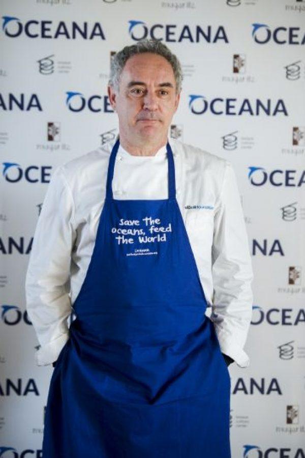 Ferran Adrià Foto:Getty Images
