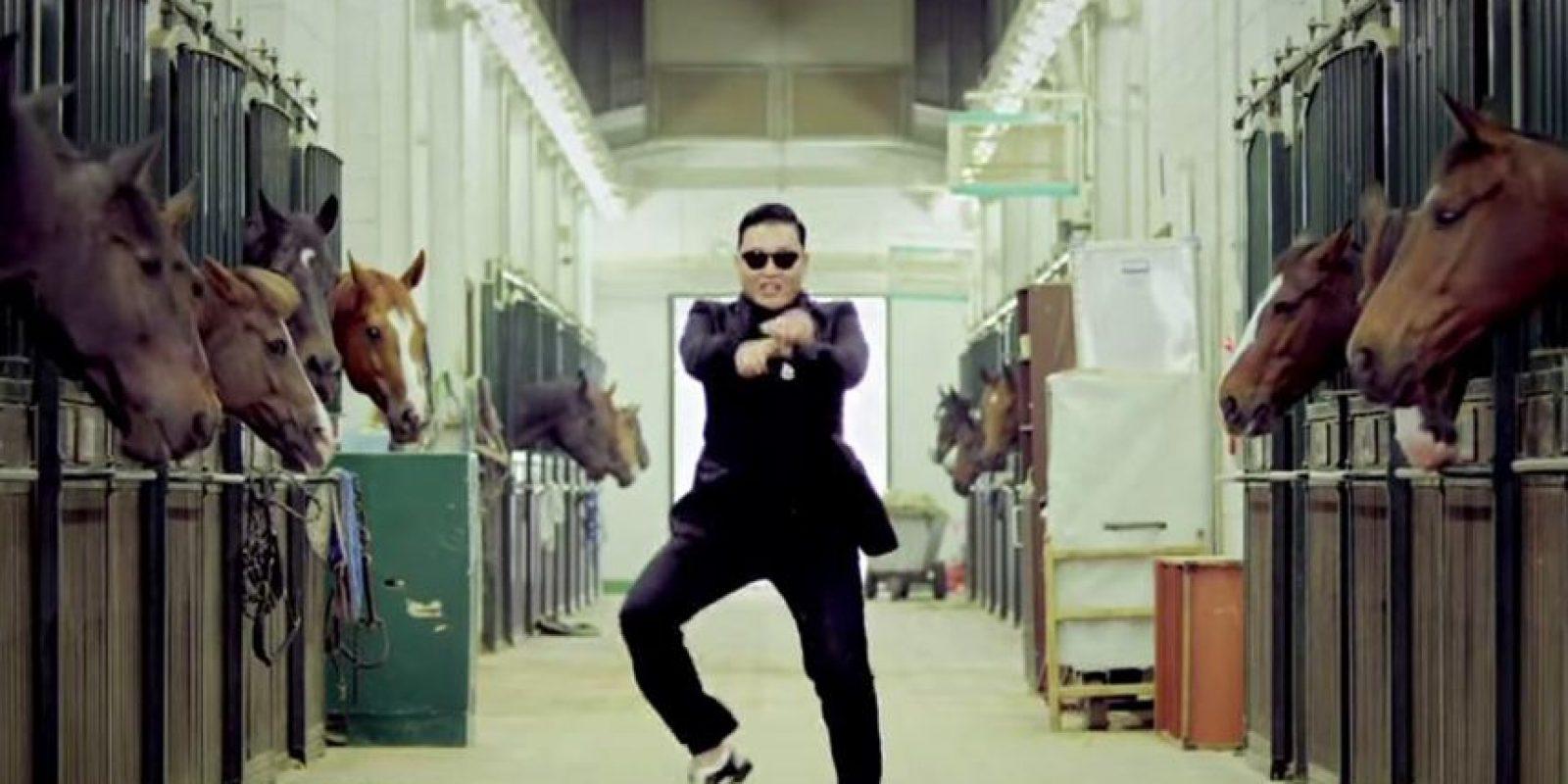 1. 2.508.968.954 – PSY – Gangnam Style Foto:Youtube