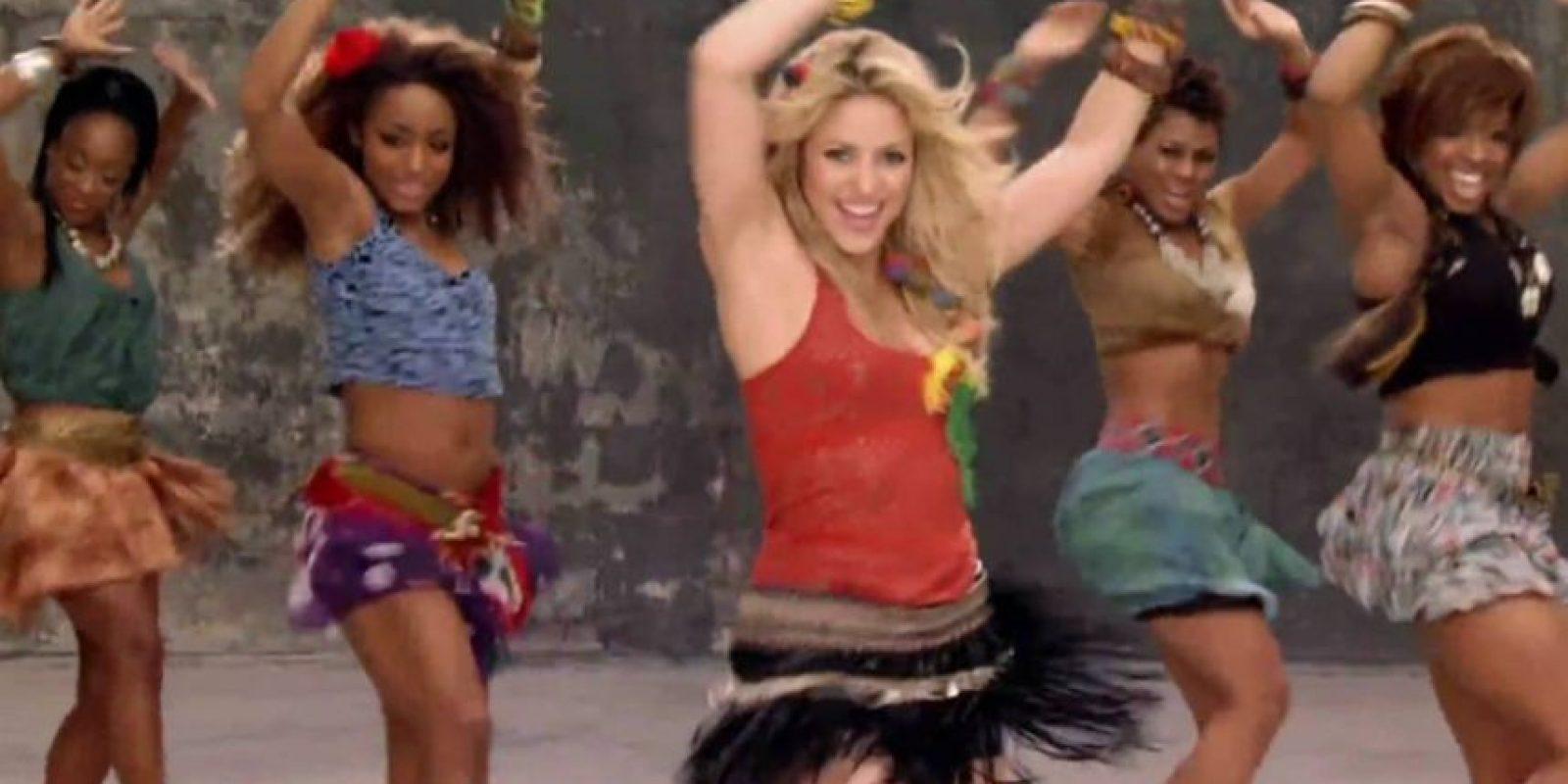 Muestra más. Foto:vía Shakira/VEVO