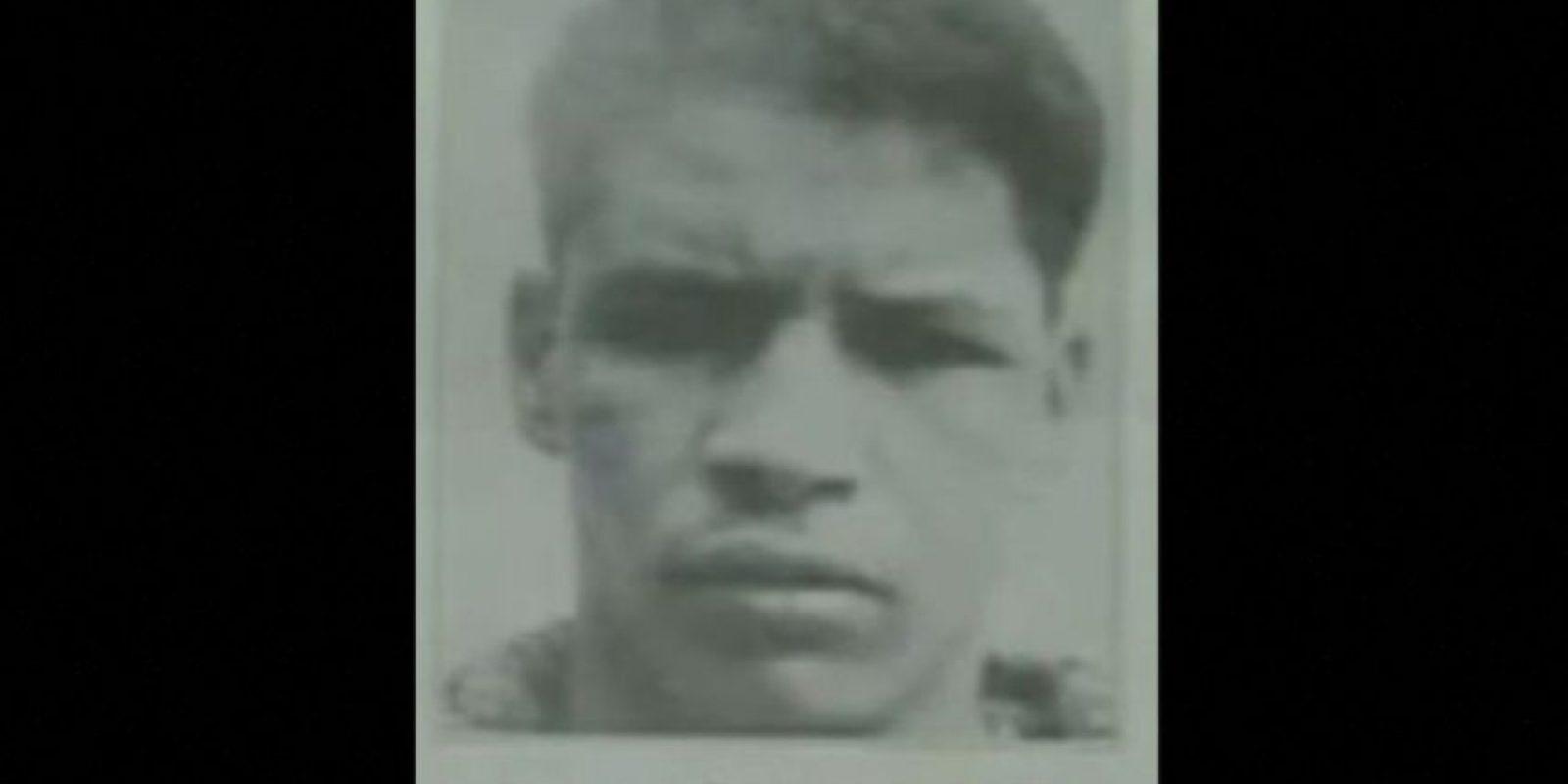 """Dandeny Muñoz Mosquera, alias """"La Quica"""", es el otro sicario que queda vivo del Cartel de Medellín aparte de """"Popeye"""". Fue el que prácticamente ejecutó el atentado del avión de Avianca al subir un maletín que hizo explotar al avión en el aire. Lo detuvieron en 1991, porque planeaba hacer otros atentados en Estados Unidos. Foto:Vía Wikipedia"""