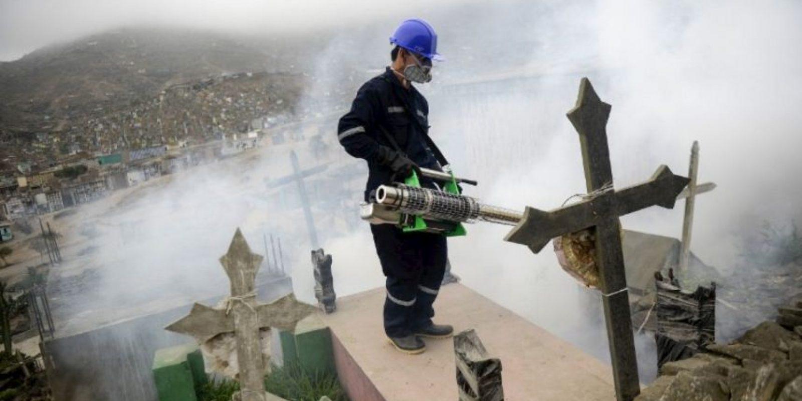 2. ¿Han existido brotes de Zika? Foto:vía AFP