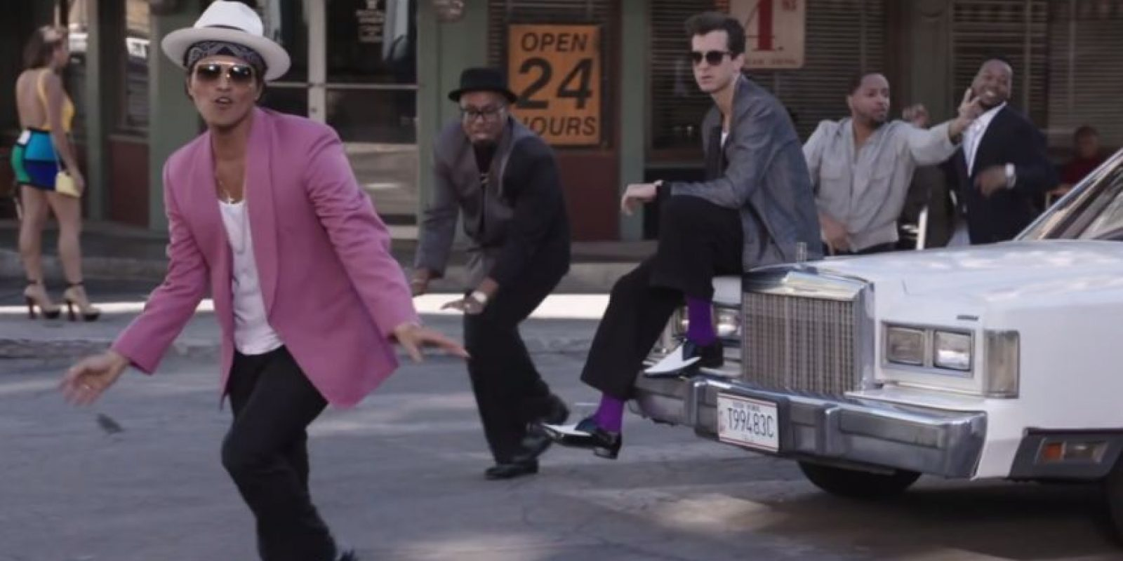 4. 1.333.430.571 – Mark Ronson – Uptown Funk ft. Bruno Mars Foto:Youtube