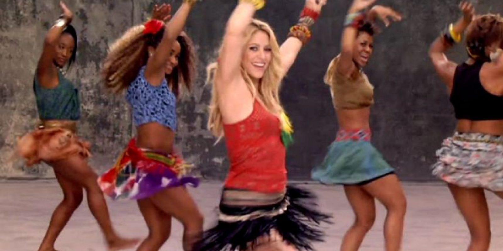 20. 1.007.232.889 – Waka Waka (This Is For Africa) – Shakira Foto:Youtube
