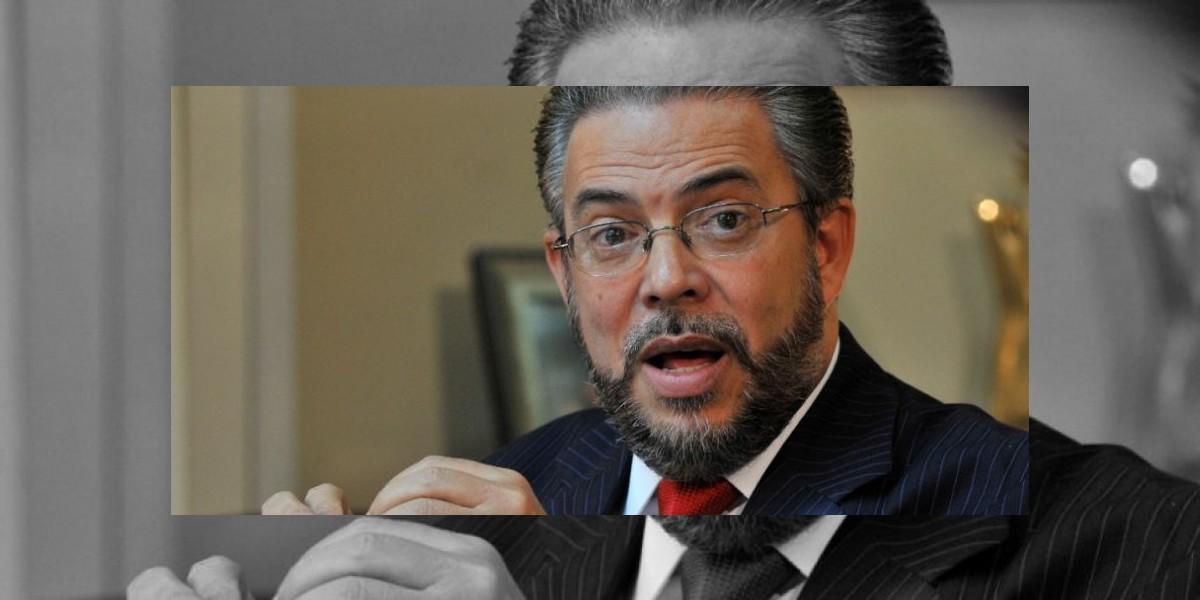 Guillermo Moreno dice encuesta confirma candidatura Medina