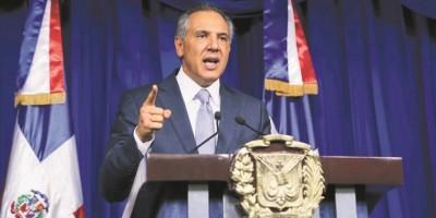 """José R. Peralta, el brazo político del """"danilismo"""""""