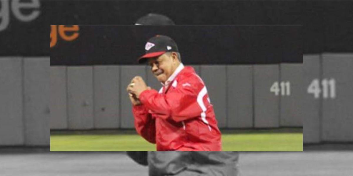 Juan Marichal lanzó la primera bola en la Serie del Caribe