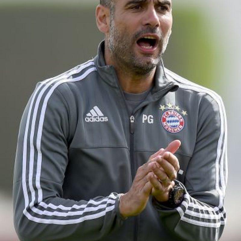 El próximo entrenador del Manchester City ganará 25 millones de euros al año. Foto:Getty Images