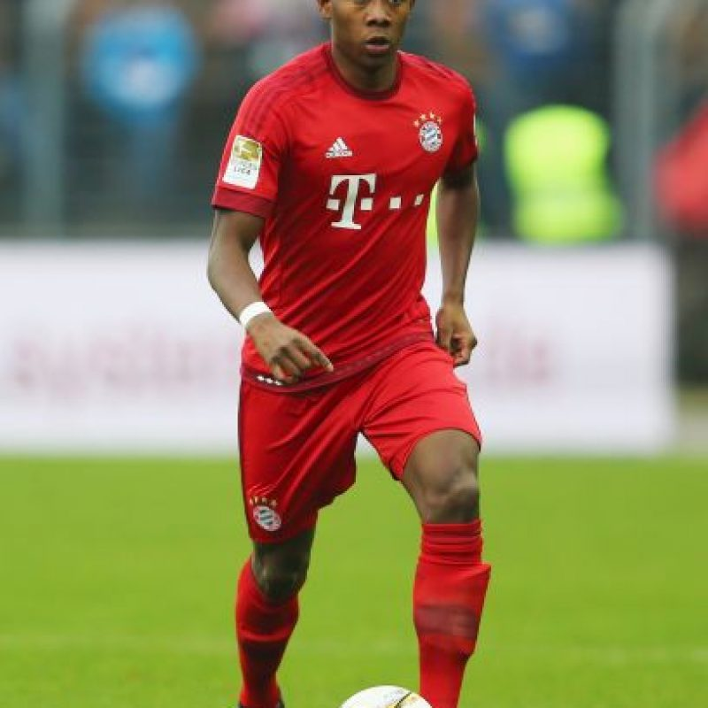 Del Bayern Munich, Guardiola se llevaría al talentosos volante austriaco. Foto:Getty Images