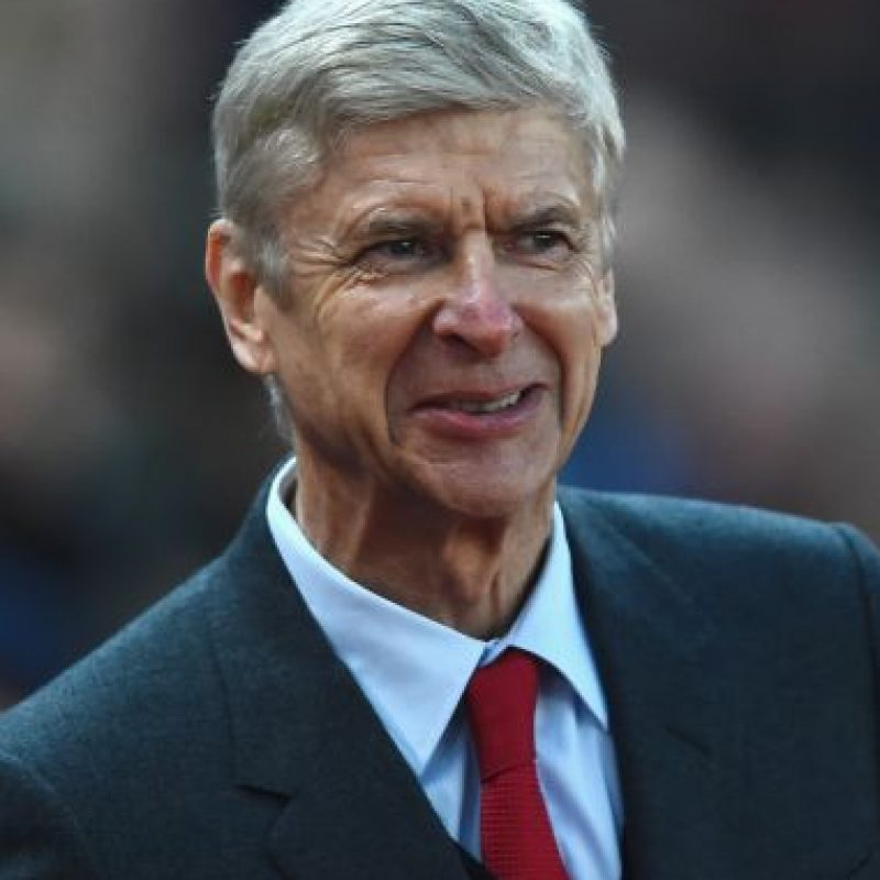 4. Arsene Wenger Foto:Getty Images