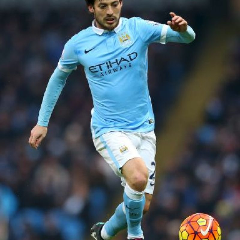 David Silva (Manchester City) Foto: Getty Images